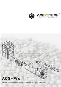 ACS-Pro compacting and pelletizing Catalogue