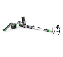 Automatic strands pelletizing system