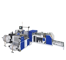 PE Film Liner Inserting Cutting-Sewing Line for Wo