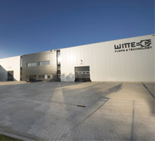 New modern production site in germany