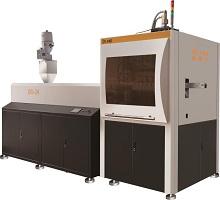 Cap compression molding machine