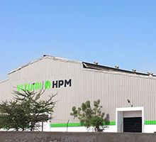 India production base of Yizumi