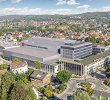 Company Headquarters in Lengerich, Germany