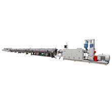 HDPE SPEED HDPE PIPE EXTRUSION LINE