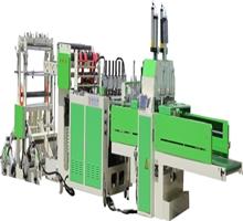 Four Lines  Servo-Control bag making machine