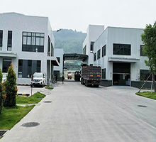 Appearance of production workshop