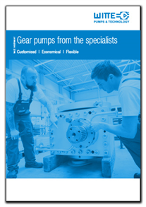 Gear pumps from the specialists